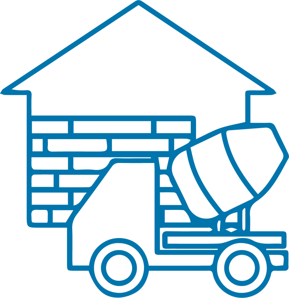 Concrete Truck Icon